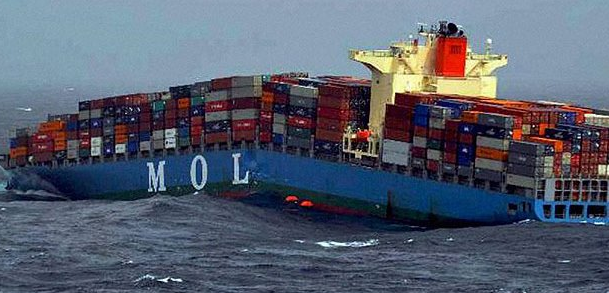 Total Shipping Losses Are Declining, But Challenges Persist -Report