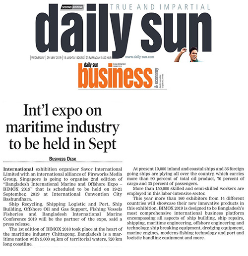 daily sun business