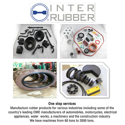 INTERNATIONAL  RUBBER PARTS.CO.,LTD